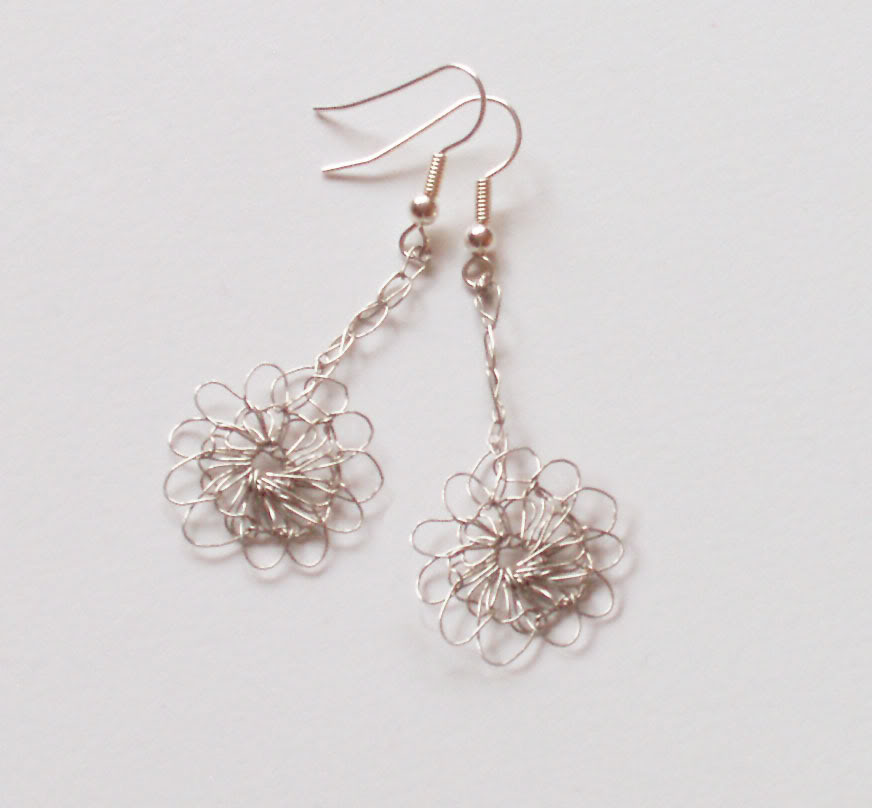 ... on How To Make Wire Crochet Jewelry ~ The Beading Gems Journal