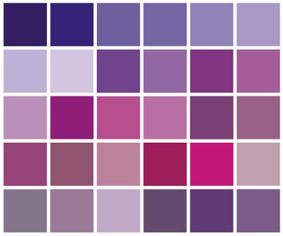 Miscellany Of Randomness Purple