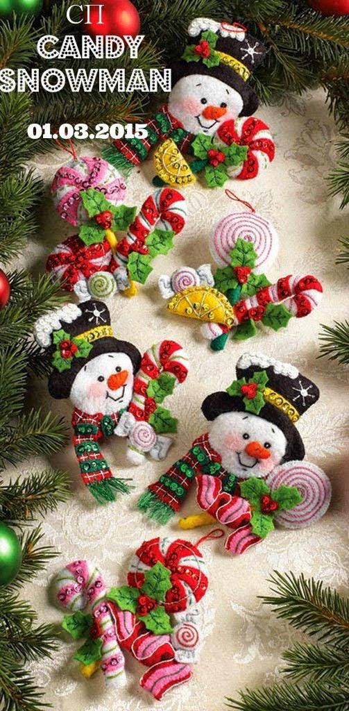 СП Candy Snowma