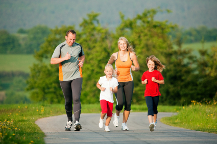 Healthy Living Exercise