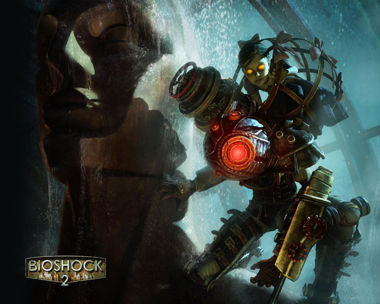 Bioshock Infinite HD & Widescreen Wallpaper 0.87026120261281