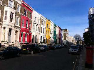 Lancaster Road, London W11