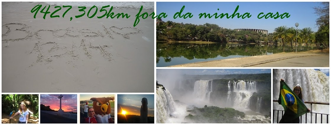 É tudo sobre... Brasil!