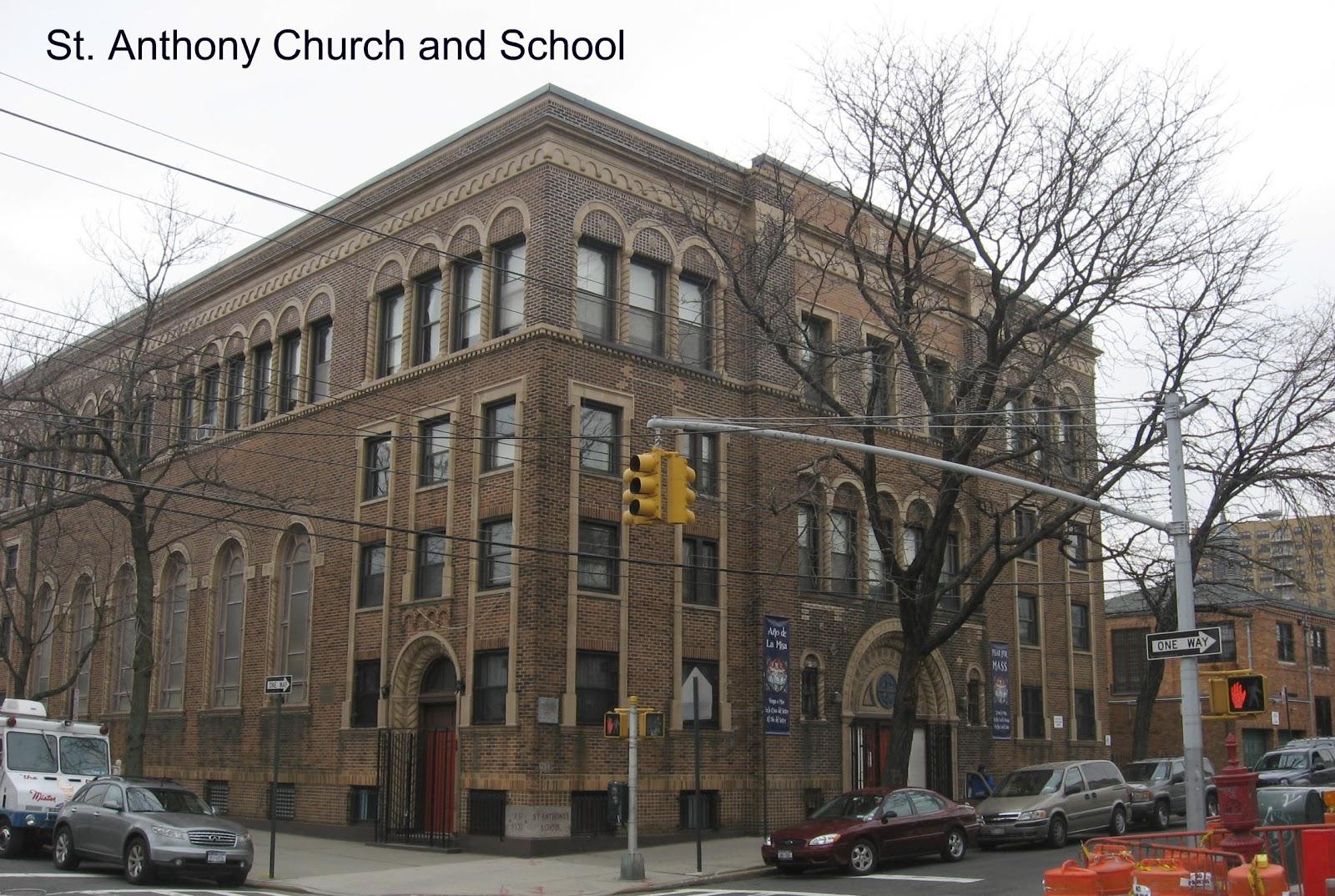 Bronx Catholic: St. Anthony, Commonwealth Ave.