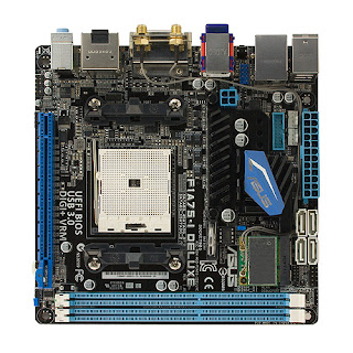 ASUS F1A75-I DELUXE Motherboard picture 2