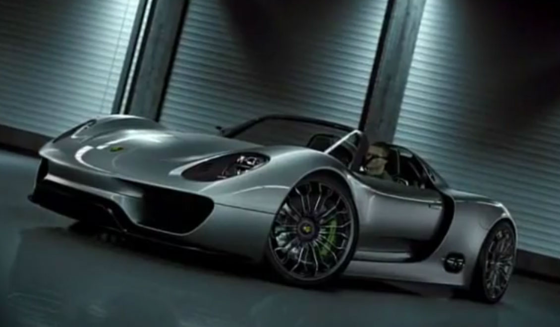 porsche 918 spyder hybrid concept porsche 918 spyder. Black Bedroom Furniture Sets. Home Design Ideas