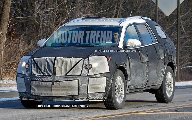 2013 - [Buick] Enclave 2013+buick+enclave+front