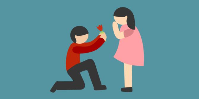Cara Katakan Cinta Tanpa Bicara
