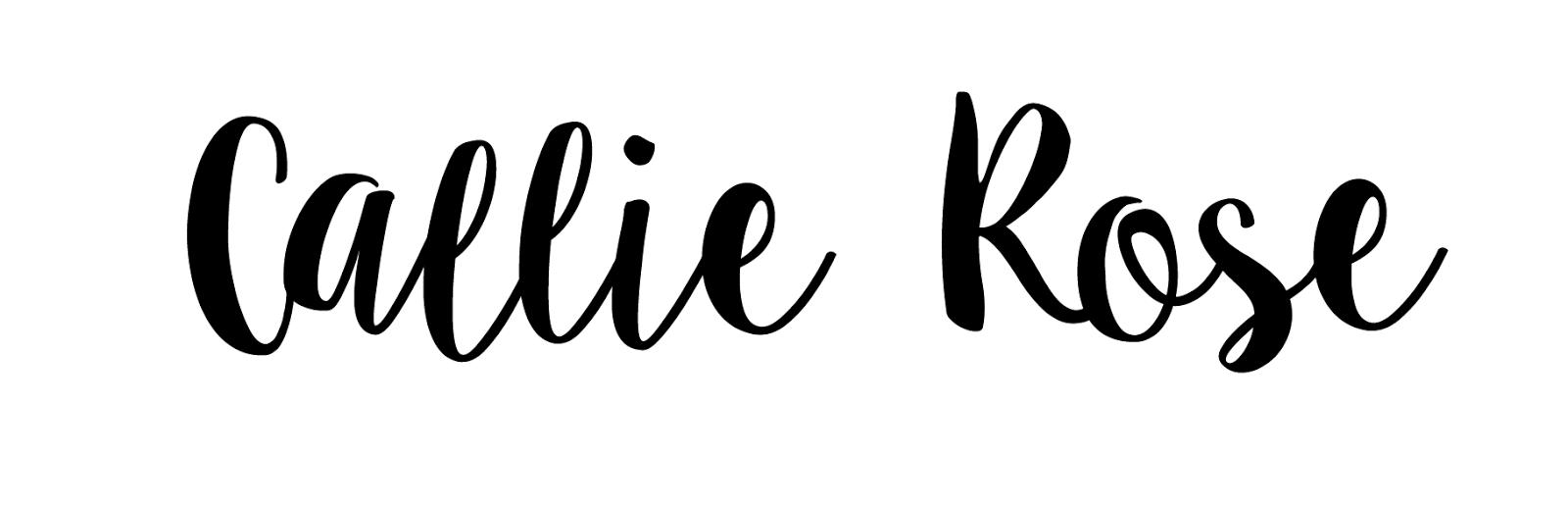 Callie Rose