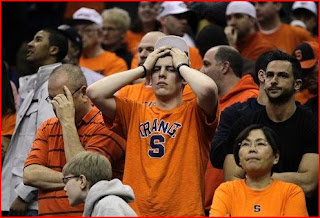 Syracuse fans always end up feeling like this