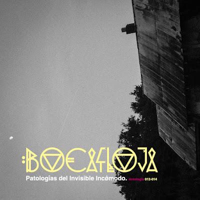 Bocafloja - Antologías 012-014 (2015)