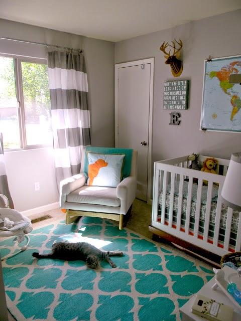 Kilim Rug Nursery