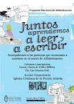 Programa de Alfabetización Encuentro