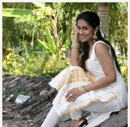 Ranjini Renjini Haridas Asianet TV Actress Latest Hot  Photos Photoshoot images