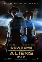 Cowboys and Aliens 2011 TS