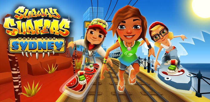 Subway Surfers 1.9.0 Mod APK(Unlimited Coins)SYDNEY