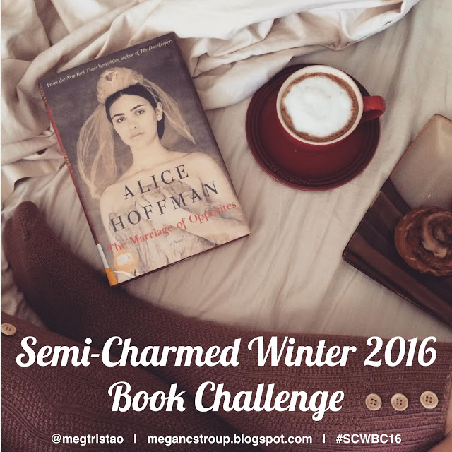 Semi-Charmed Winter 2016 Book Challenge