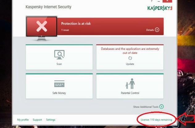 how to turn off kaspersky internet security