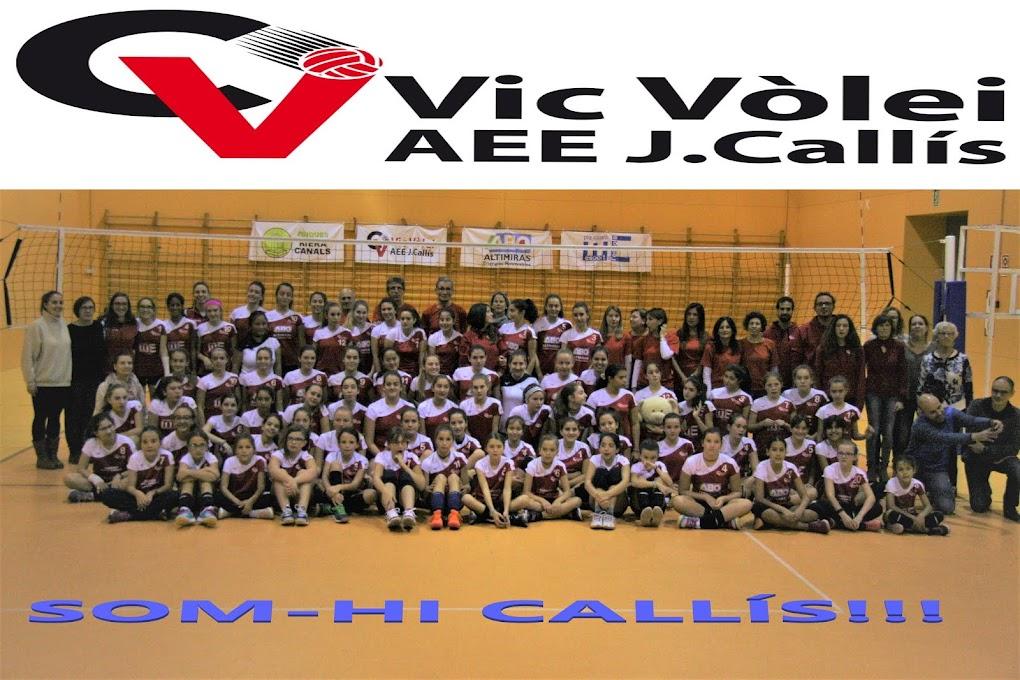 Blog del Vic Vòlei AEE Jaume Callís