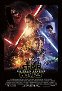 STAR WARS VII : THE FORCE AWAKENS