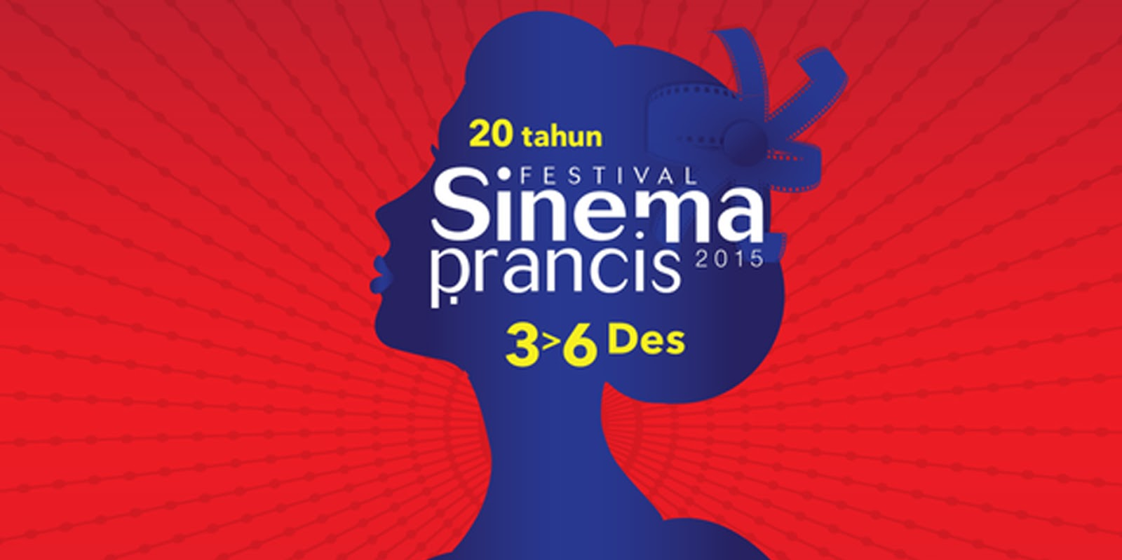 Festival Film Perancis 3-6 Desember di Bandung