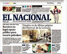 Portada El Nacional