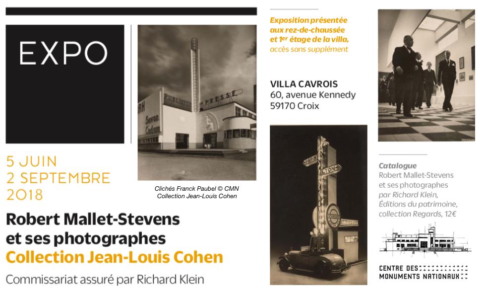 Expo Jean-Louis Cohen