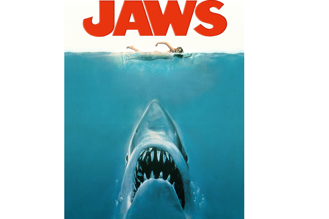analysis of the film jaws Synopsis jaws is about the arrival of a dangerous great white shark in the small island town of amity a police chief, a marine biologist, and a fisherman set out on a journey to stop it.
