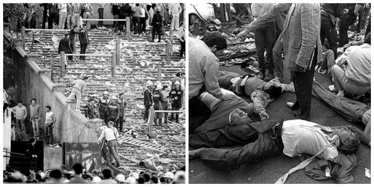 Tragedi teysel Tragedi Mengerikan Sepanjang Sejarah Sepak Bola