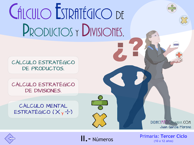 Cálculo estratégico de productos y divisiones.