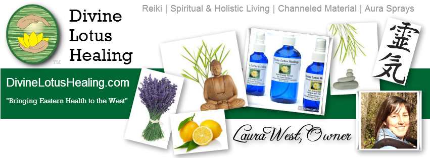 Divine Lotus Healing ~ Blog