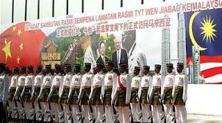 Wen JiaBao Visit Malaysia Translation