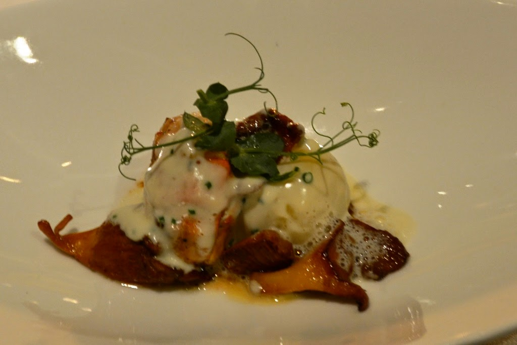 Restaurant Mo Grill KL langoustine