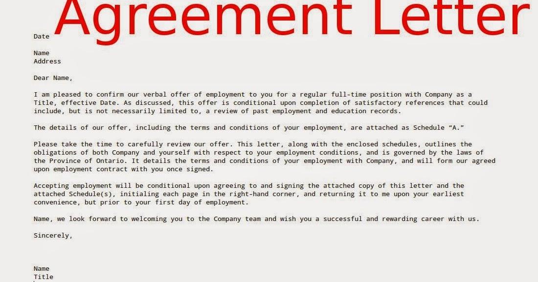 H Employment Confirmation Letter