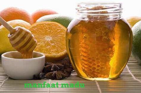 manfaat madu untuk wajah dan rambut