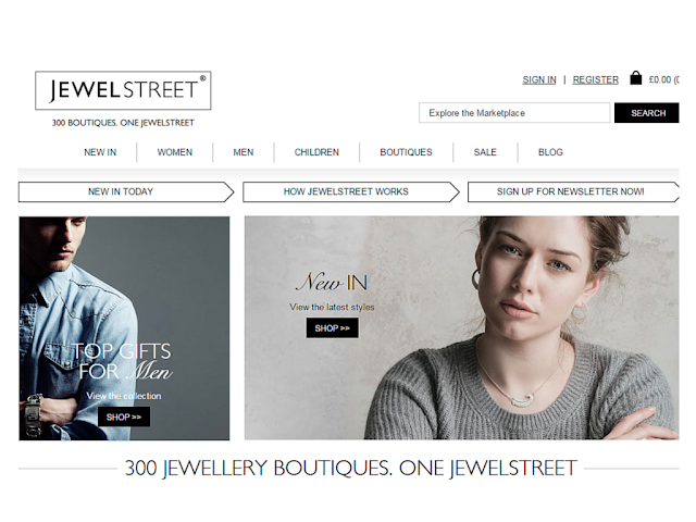 JEWEL STREET WEBSITE
