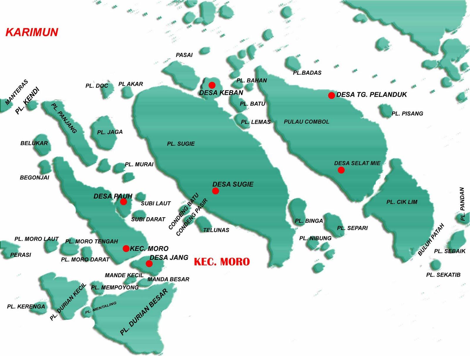 Peta Buta Dunia