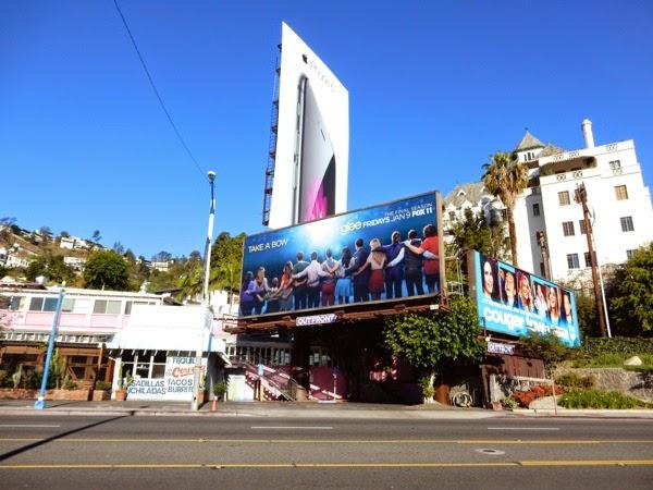 Glee season 6 billboard