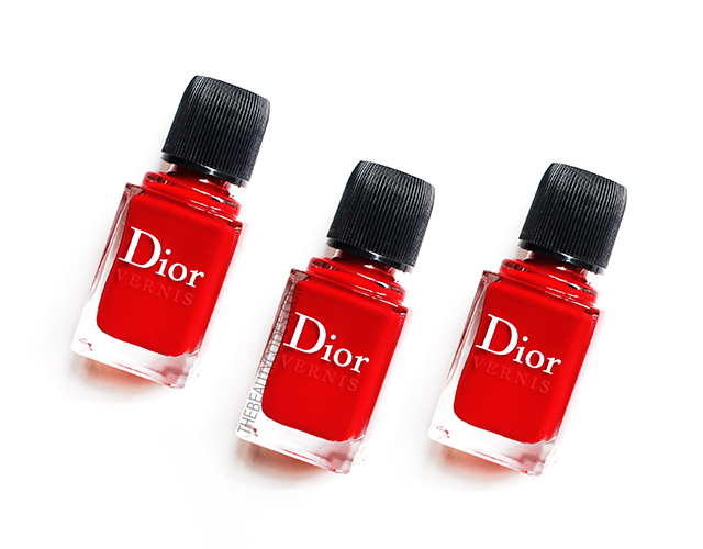 Dior Vernis Nail Polishes Review