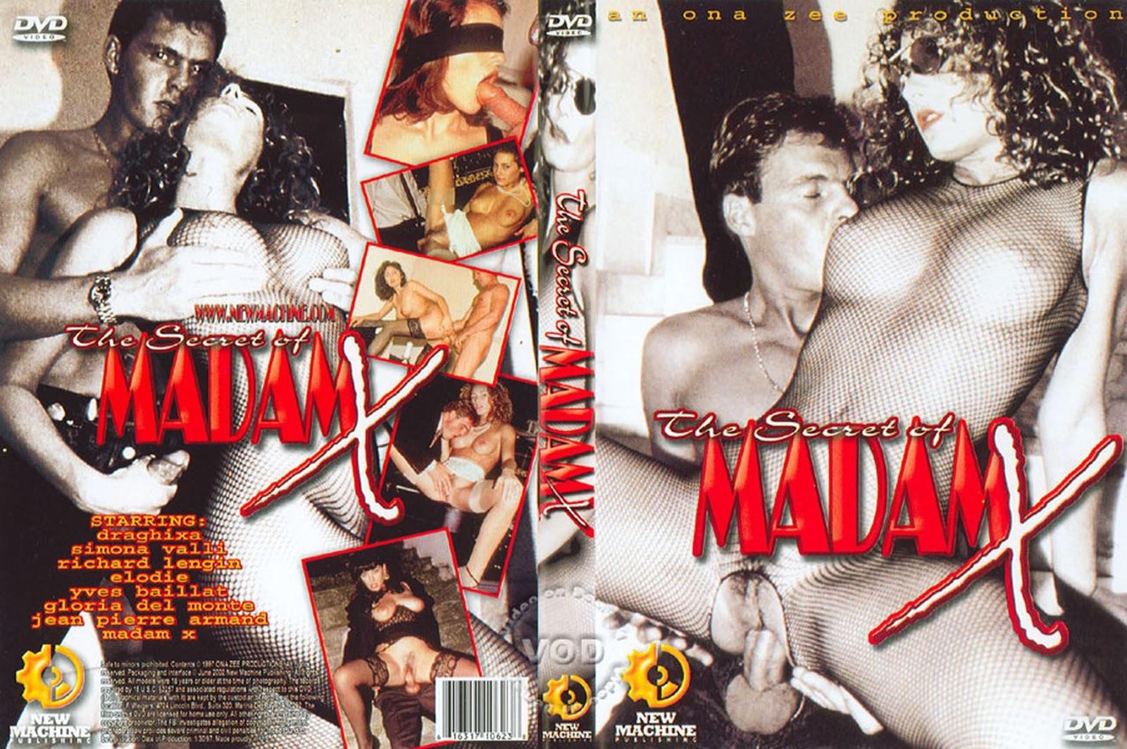 madam x fortune machine from the movie