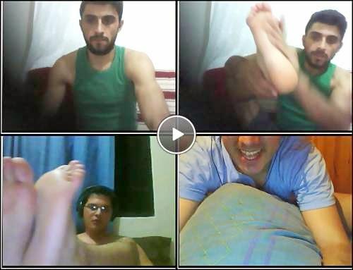 pics of black men feet video
