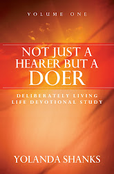 Not Just a Hearer, but A DOER by Yolanda Shanks