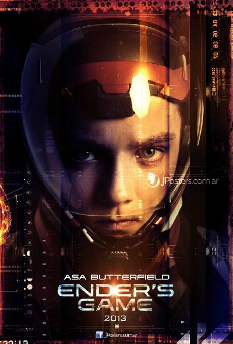 El Juego de Ender - Asa Butterfield (Ender)
