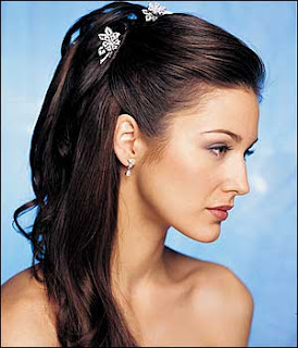 bridal hairstyles for long straight hair hairstyles updates