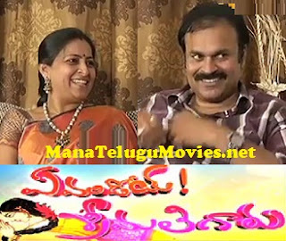 Nagababu Wife Padma interview in Yemandoi Sreemathi Garu -E 2