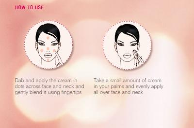 lakme cc cream instructions, how to use cc cream