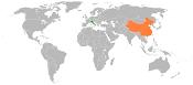 Relazioni Italia Cina