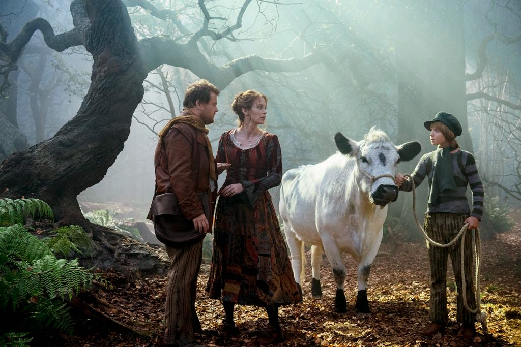 into the woods-james corden-emily blunt-daniel huttlestone