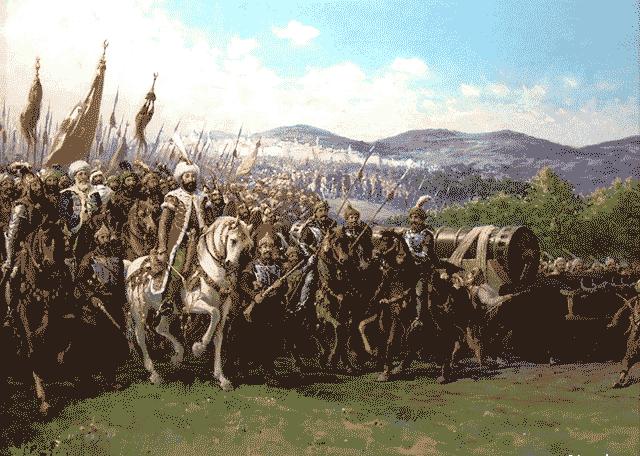 Tentara Ottoman Turki