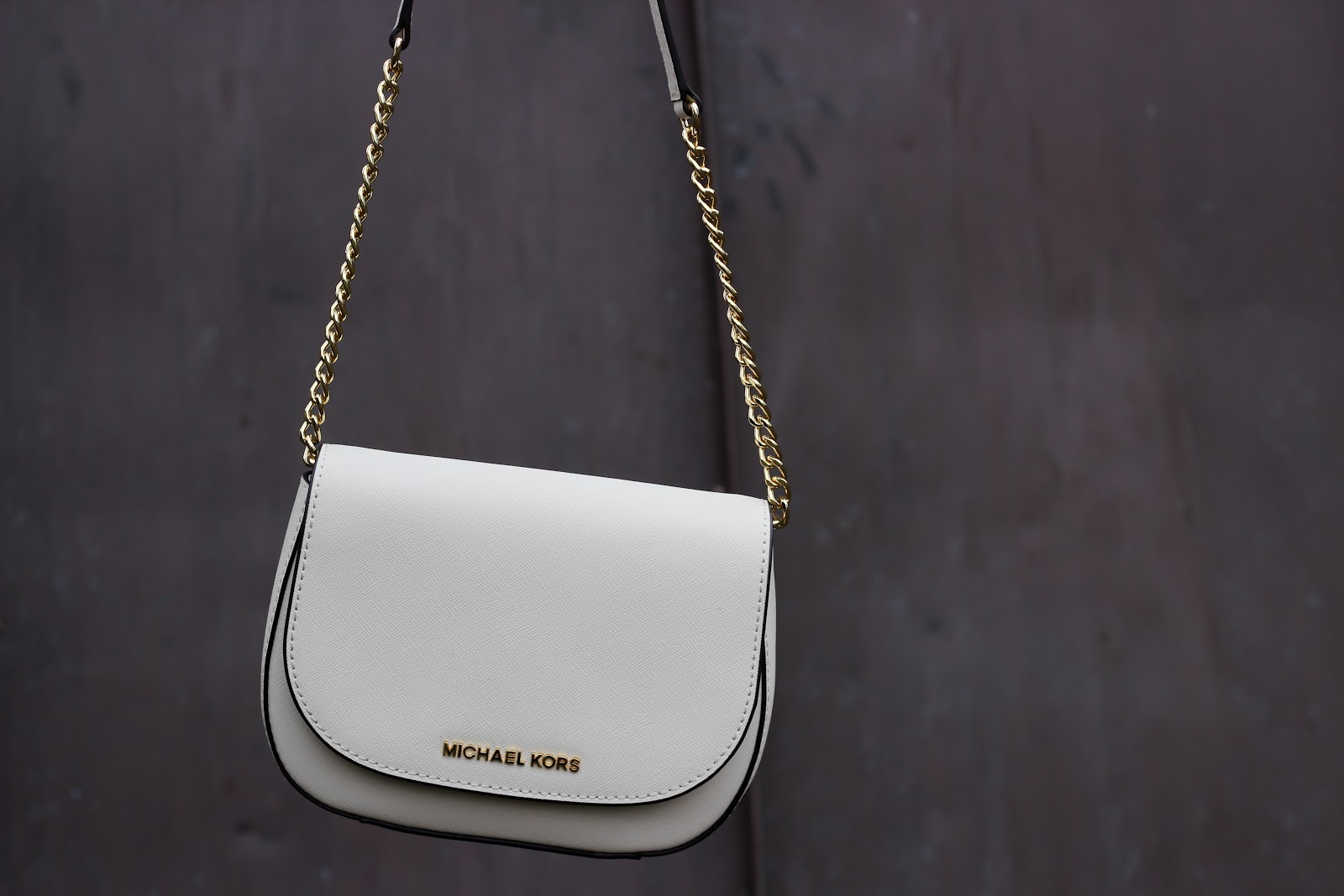 Michael Kors cross-body Bedford bag